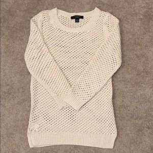 Ann Taylor Petite Soft Knit Sweater XXS